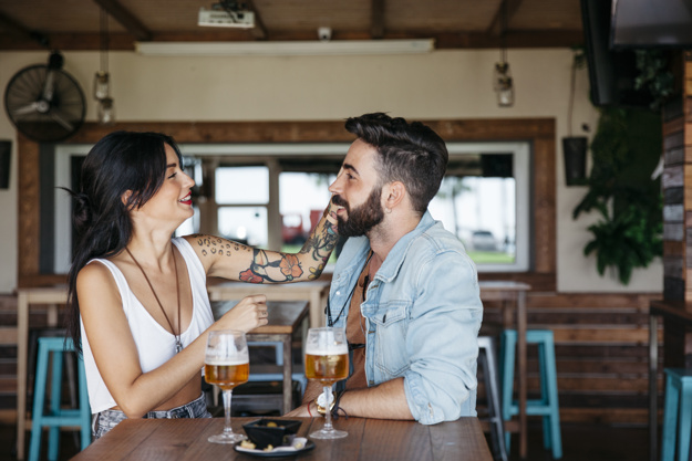 How to talk when you're casual dating