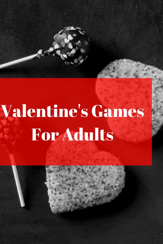 Valentine's Games For Adults