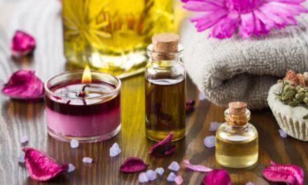 Blissful aromas. Explore the aphrodisiac essential oils